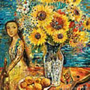 Southern Sunshine Art Print