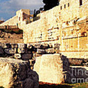 Southern Temple Mount Art Print