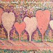 Sow A Seed Of Kindness Greeting Card Art Print