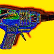 Spacegun 20130115v2 Art Print
