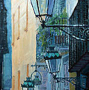 Spain Series 07 Barcelona  Art Print
