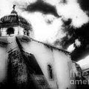 Spanish Cathedral Philippines Art Print