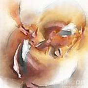 Sparrow - Marucii Art Print