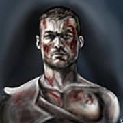 Spartacus Champion Of Capua Art Print