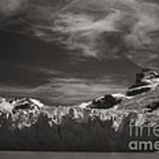Spegazzini Glacier Argentina Art Print