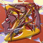 Spelunkers Art Print