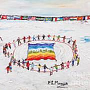Speranza Di Pace Art Print