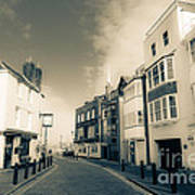 Spice Island Old Portsmouth. Art Print