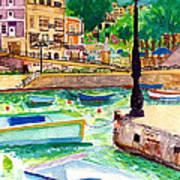 Spinola Bay Plein Air Art Print