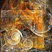 Spiral 136-02-13 - Marucii  Art Print