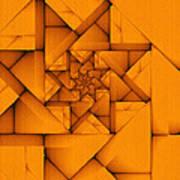 Spiral Form Art Print