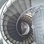 Spiral Staircase Art Print
