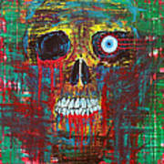 Spirit Of Davy Jones Art Print