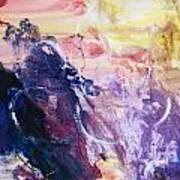 Spirit Of Life - Abstract 1 Art Print