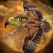 Spirit Of The Wind Art Print