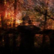 Spirit Of The Woods Art Print