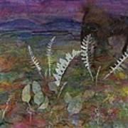 Spirit On The Tundra Art Print