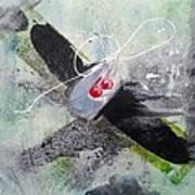 Spirit Spiral Art Print