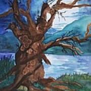 Spirit Tree Art Print