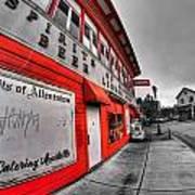 Spirits Of Allentown Art Print