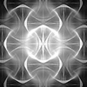 Spiritual Glow Art Print