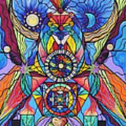 Spiritual Guide Art Print