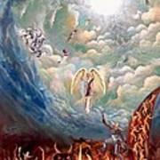 Spiritual Warfare Art Print