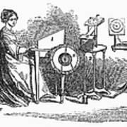 Spiritualism, 1855 Art Print