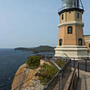 Split Rock Lighthouse 100 Art Print