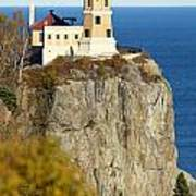 Split Rock Lighthouse Art Print