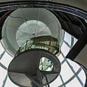Split Rock Lighthouse Lens Art Print