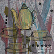 Spot Of Tea Art Print