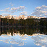 Sprague Lake 2 Art Print
