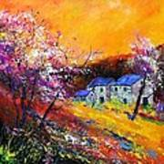 Spring 883111 Art Print
