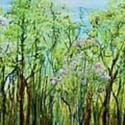 Spring Arpeggio Art Print