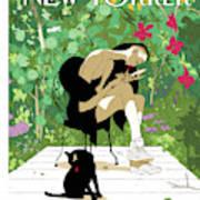 Spring Awakening Art Print by Tomer Hanuka