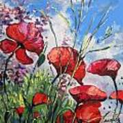 Spring Enchantement Art Print by Andrei Attila Mezei