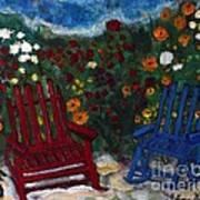 Spring Memories Art Print