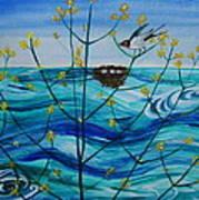 Spring On Lake Ontario Art Print