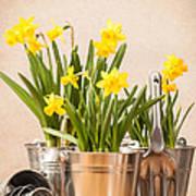 Spring Planting Art Print