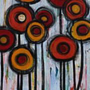Spring Poppies II Art Print