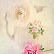 Spring Romance Print by Darren Fisher