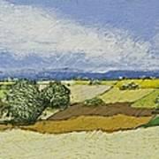 Spring Valley Art Print