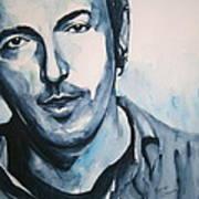 Springsteen Art Print by Brian Degnon