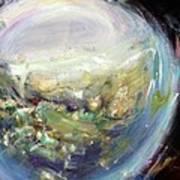 Spyglass II Art Print by Tanya Byrd