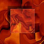 Square On Square Art Print
