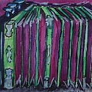 Squeezebox Art Print