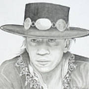 SRV Art Print by Don Medina