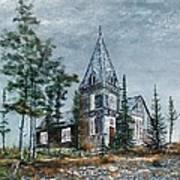 St. Andrews Church Art Print