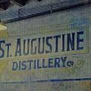 St. Augustine Distillery 2 Art Print